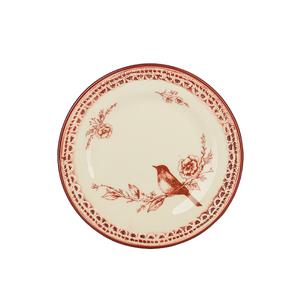 Тарелка десертная Дивная птичка