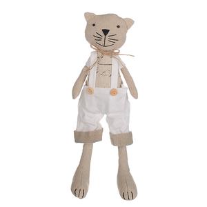 Котик в Белом Комбинезоне