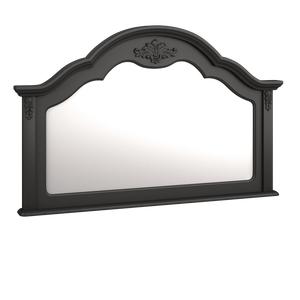 Зеркало к комоду Belverom Black (черное)