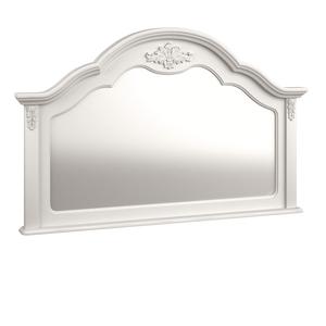 Зеркало к комоду Belverom (белое)