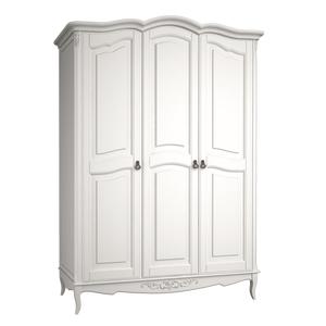 Шкаф 3 двери Belverom (белый)