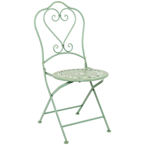Складной стул «Жарден» (мята)