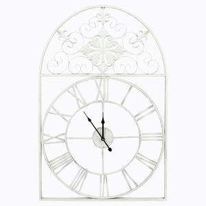 Настенные часы «Кружево небес» (белый антик)