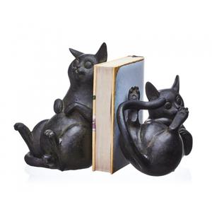 Держатели для книг в виде котов QJ99-0144
