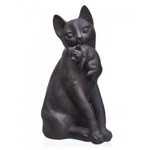 Статуэтка кошка 10х15х23 QJ99-0149