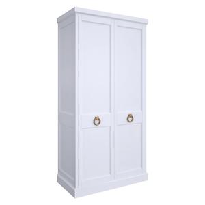 Шкаф 2 двери E121H-W-G