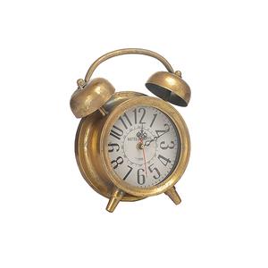 Часы-Будильник Золотой S XF3681