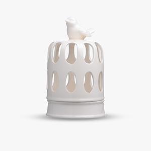 Подсвечник Керамический Птичка-Невеличка Большой