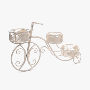 Велосипед-Цветочная Подставка (Металл)
