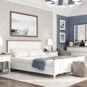 Спальня Leblanc, белая