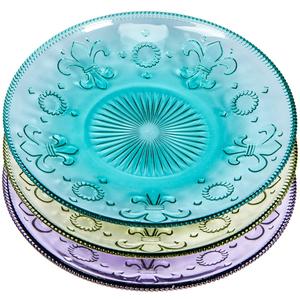 Комплект тарелок «Королевская лилия» (3 штуки)