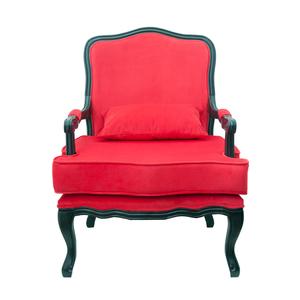 Кресло Nitro red