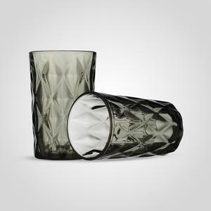 Стакан для воды/сока Бриллиант, серый (набор 6 шт)