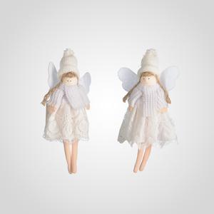 Подвески Девочки-Ангелочки Ручной Работы (12 шт.)
