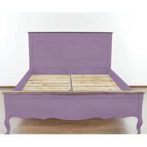 Кровать Leontina, лавандовая
