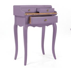 Малое бюро Leontina, лавандового цвета