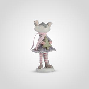 Кошечка с Елочкой