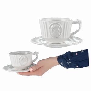 Керамическая Чайная пара