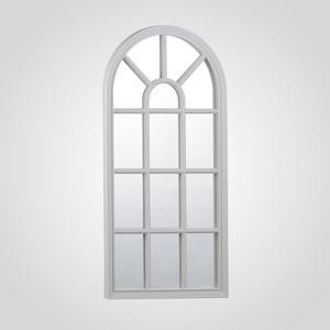 Зеркало-Окно Белое 70x36 (Полимер)