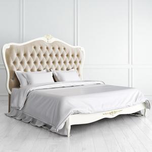 Кровать с мягким изголовьем 180*200 Golden Rose