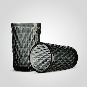 Стакан для Воды/Сока Стеклянный Серый