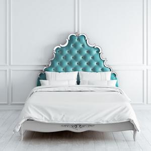 Кровать с зеркальным декором 160*200 Atelier Home