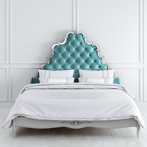 Кровать с зеркальным декором 180*200 Atelier Home