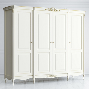 Шкаф четырехдверный Atelier Gold