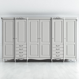 Шкаф шестидверный Atelier Home