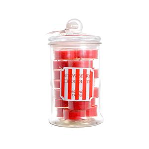 Набор арома свечей Клубничка со сливками