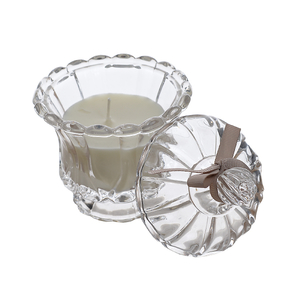 Ароматическая свеча в банке Французская ваниль