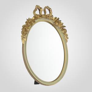 Овальное Настольное Зеркало
