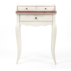 Малое бюро Leontina, бежевого цвета