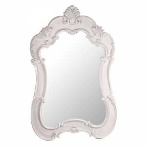 Зеркало в бежевой раме SQ08-0001