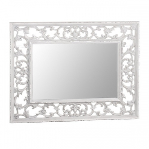 Зеркало в серой раме SQ08-0004