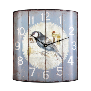 Часы настенные 32*35*5 см EW99P-0008