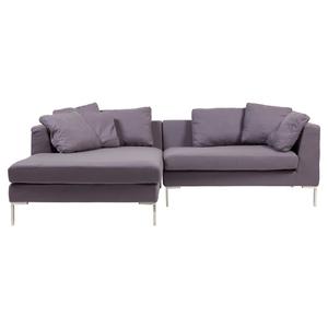 Диван Charles Sofa Sectional Left Grey Cashmere