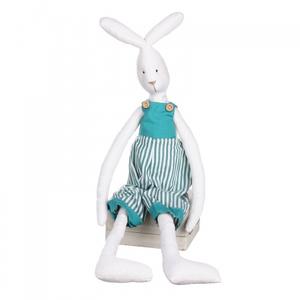Заяц сидящий (мальчик) 10х6х60см LJ87-0034