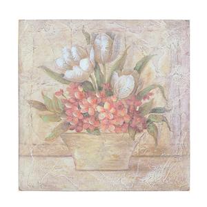 Панно букет тюльпанов 31х31 FR0738
