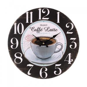 Часы настенные круглые 34х34x3,5 EW99-0013