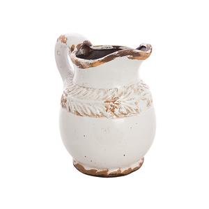 Кувшин керамический белый GY120420L