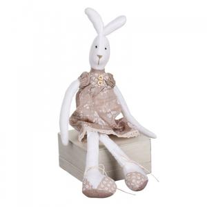 Заяц (девочка) 60х12х6 LJ87-0008