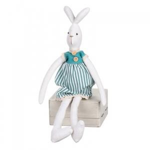 Заяц сидячий (девочка) 8х4х41 LJ87-0029