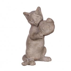 Статуэтка кошка 6х5х10,5 QJ99-0033