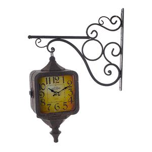 Часы на кронштейне Старинные 3613