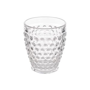 Стакан для воды стеклянный прозрачный