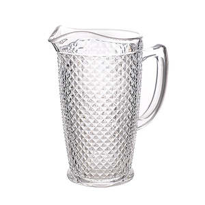 Кувшин для воды стеклянный Ромб ZHG-M