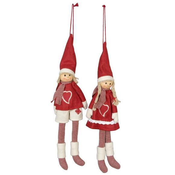 Тильда куклы подвесные (2) 30 см