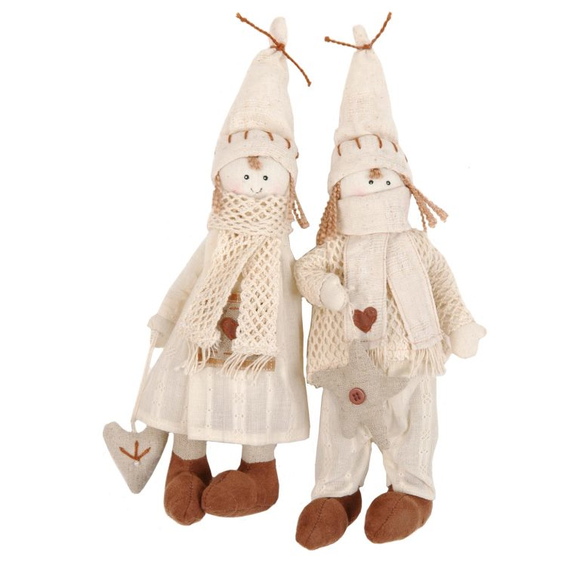 Тильда куклы (2) 17 см