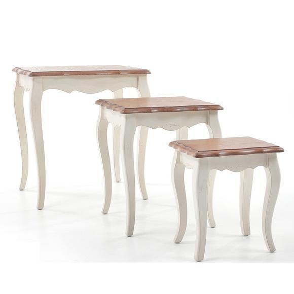 Консольные столики Leontina (комплект) ST9301